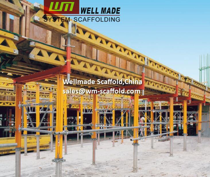 Peri Beam Slab Formwork Waler Beam Concrete Forms - China Peri, Form