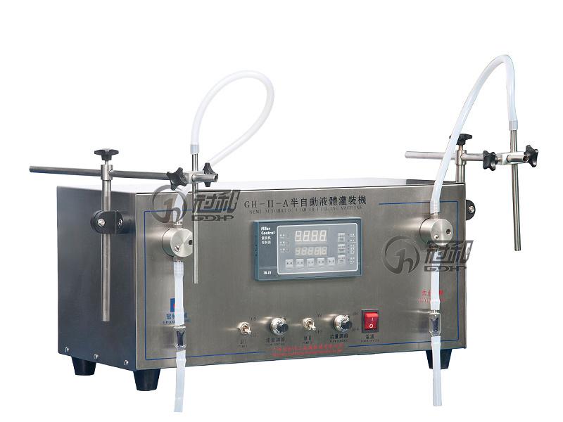 Petite machine de remplissage d 39 huile essentielle avec remplissage par pompe p ristaltique - Huile essentielle machine a laver ...