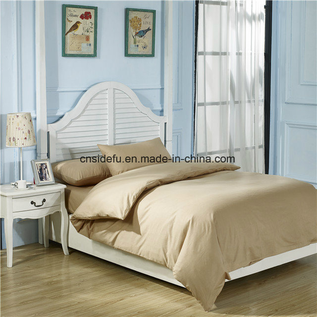 100%년 면 특대 염색된 단단한 침대 시트 침구 세트 – 100%년 면 ...