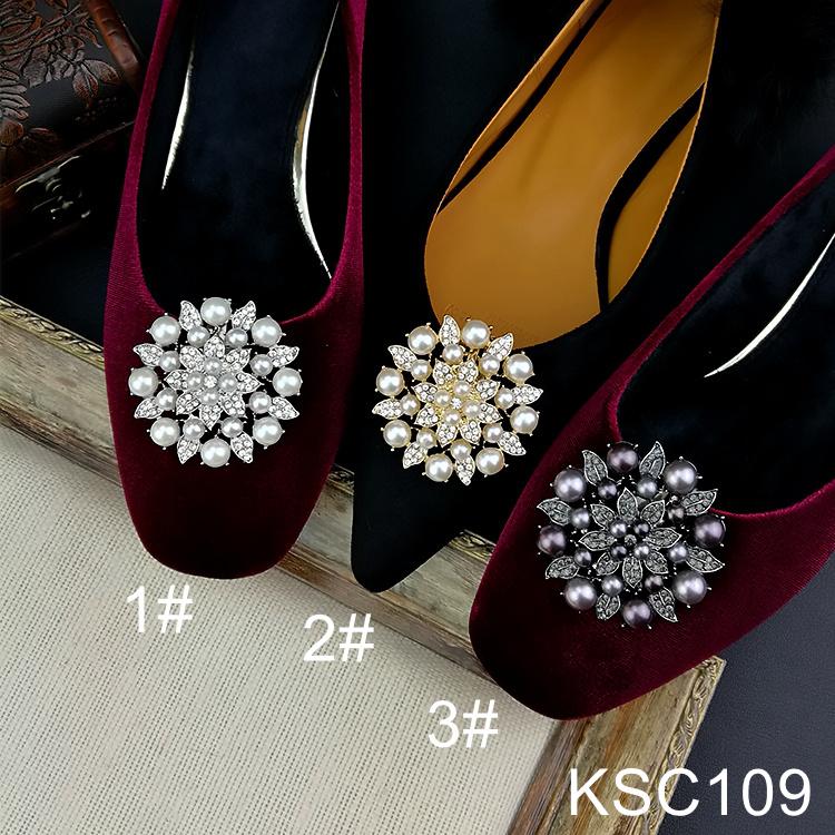 Zapatos De La Moda Adornos Mujer Cristal fIqWwx1RRn
