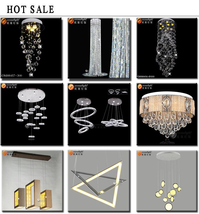 2018 Hot Sale Ceiling Pendant Lighting for Hotel