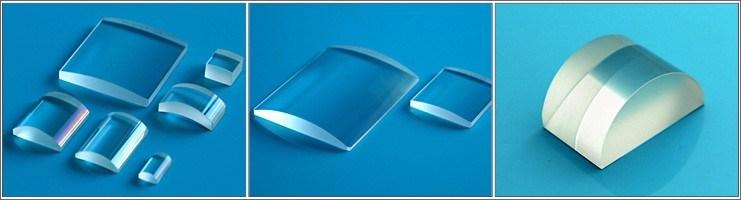 Optical Fused Silica Glass Dia. 4.75mm Rod Lens