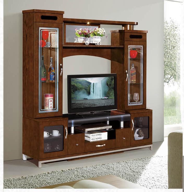 Foshan Living Room Furniture Hot, Wall Unit Furniture