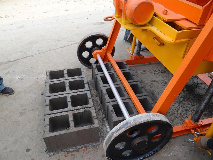 ciment mobile manuel4 45 qmy brique creuse machine. Black Bedroom Furniture Sets. Home Design Ideas