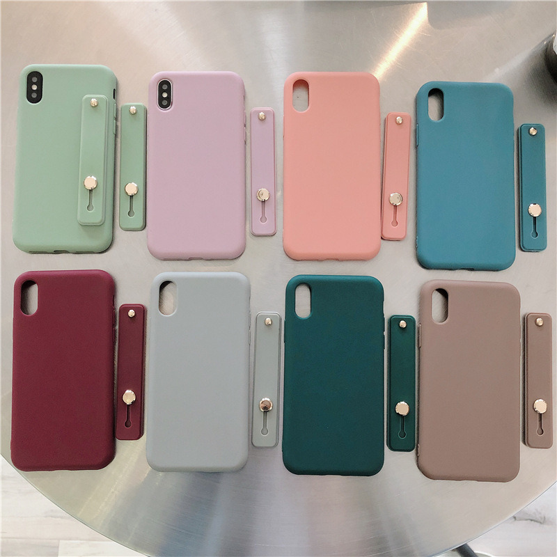 ốp Silicone iPhone Xs Max