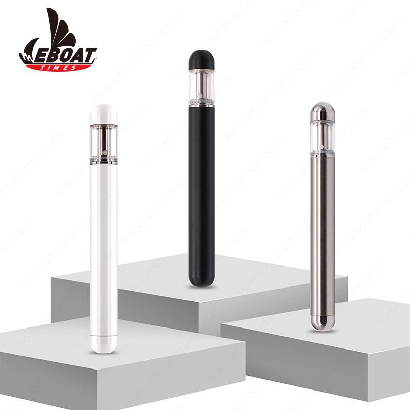 Wholesale Refillable Cartridge 0.5ml Cbd Oil Disposable E Cigarette Vape Pen