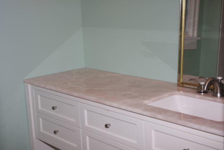 Decoration Materials Natural Stones, Onyx Bathroom Countertops