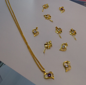 Non-Cyanide Hardware Jewelry Gold Electroplating Process and Materials/  Additive