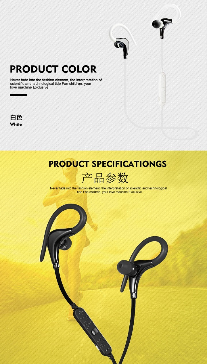 Awei A890bl Sport Wireless Bluetooth Stereo Earphone Headset Earbud ... adf756bce93fb