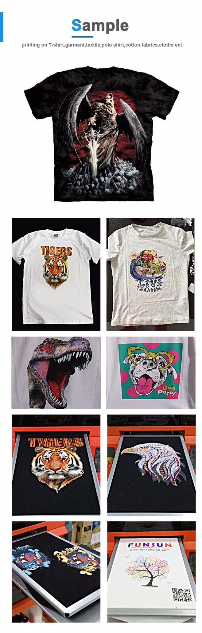 992107a6 Funsunjt T Shirt Printing Machine Philippines A3 Size - China T ...