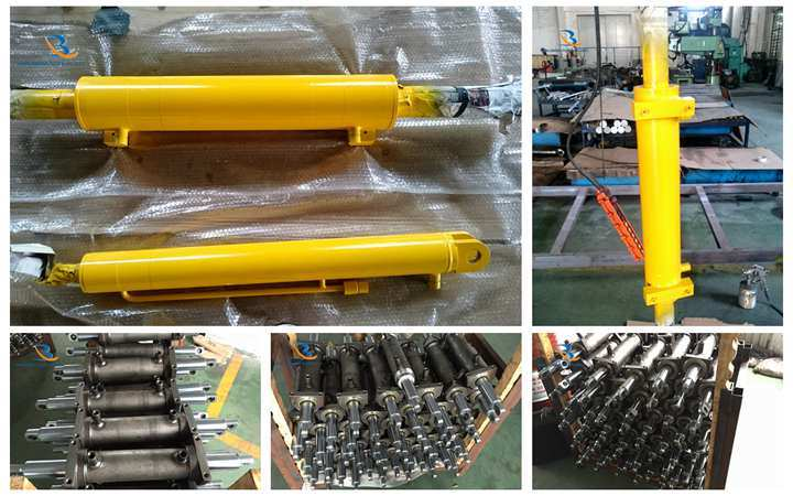 Forklift Hydraulic Steering Cylinder for Sale