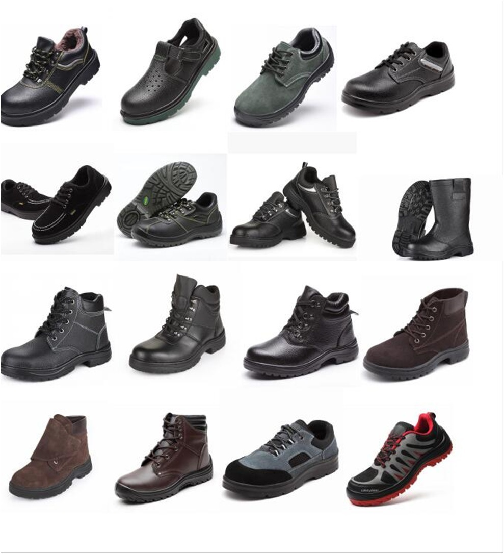 Harga Cut Engineer Safety Boots Iron Suede Leather Gray Terbaru 2018 Shoes Soft Brown High Steel Toe For Acid Alkali Resistance Work Shoe China