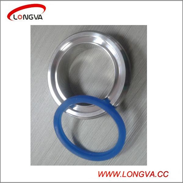 EPDM / PTFE / Viton / Silicone Tri Clamp Ferrule Joint