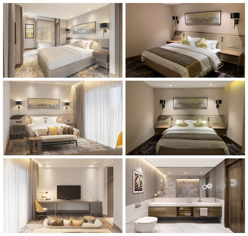 Hosptality Luxury 5 Star Hotel Bedroom Suite Furniture Set With One Stop Service China Hotel Bedroom Furniture Hotel Furniture Made In China Com