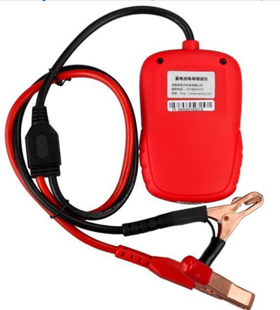 batterie 12v testeur de conductance de charge pour syst me de tests de batterie de voiture. Black Bedroom Furniture Sets. Home Design Ideas