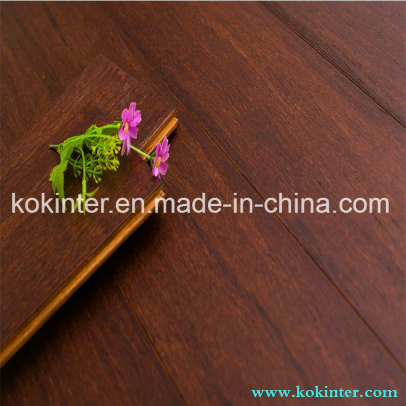 Natural Color Strand Woven Bamboo Flooring