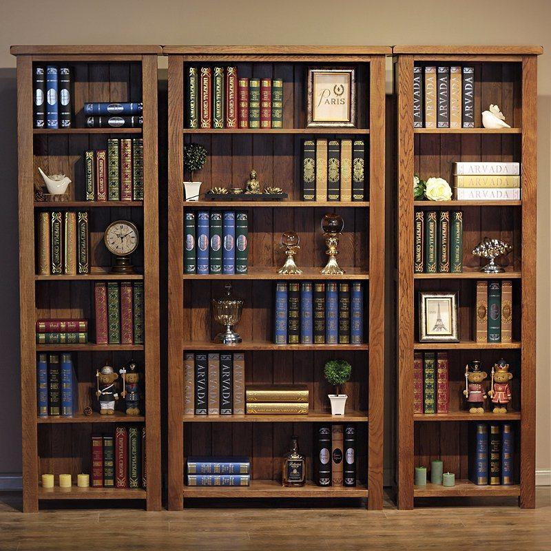 Captivating Materia, Estante Para Libros De Madera ...