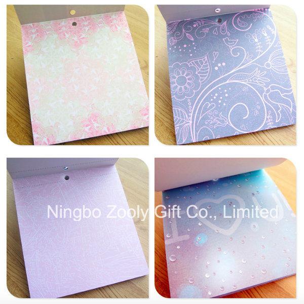 customize printing 6x6 scrapbook paper decorative diy 12x12