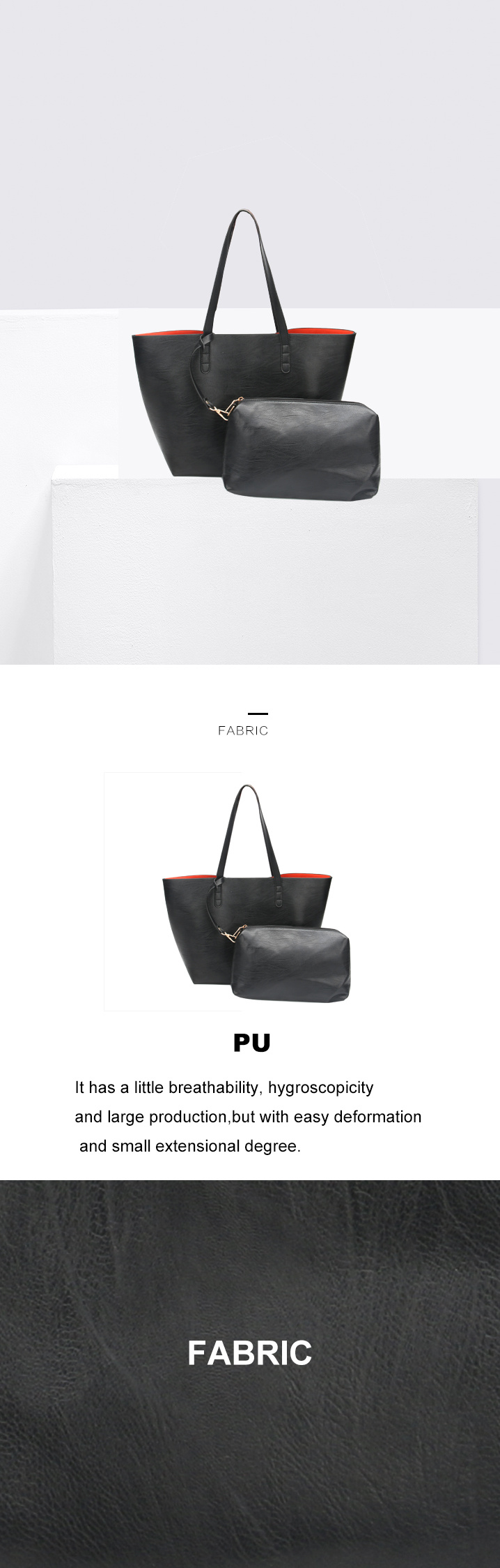 Moda Popular PU bolso de cuero de diseño de bolsos Dama de la bolsa ...