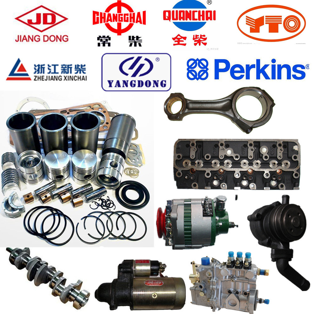 Jiangdong Y385 Diesel Pump Engine Parts Fuel Injection Pump