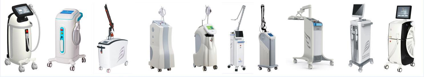 New Style 808nm Diode Laser Hair Removal Beauty Machine