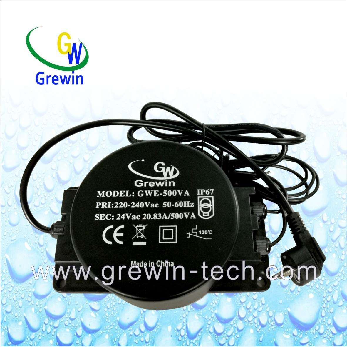 Power Voltage Electrical Toroid Transformers with IEC, CB. Ce, ISO9001 Manufacture