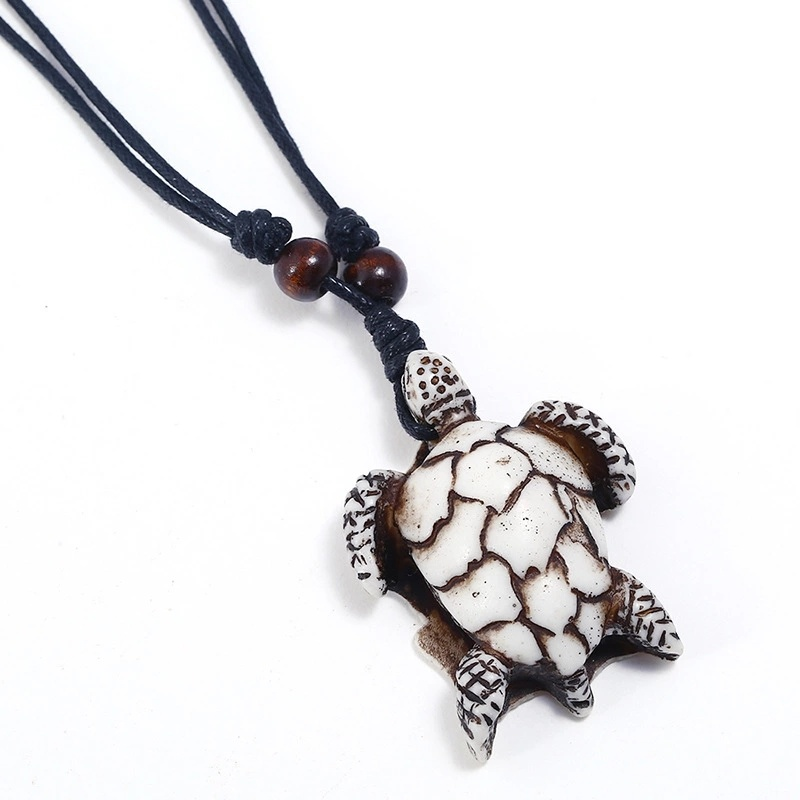 Custom resin necklace