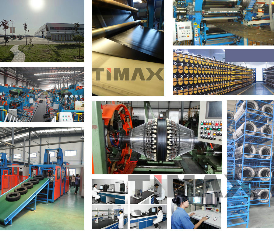 Timax Brand Truck, Bus, Trailer Tires (11R22.5, 295/75R22.5, 12.00R24, 315/80R22.5, 385/65R22.5)