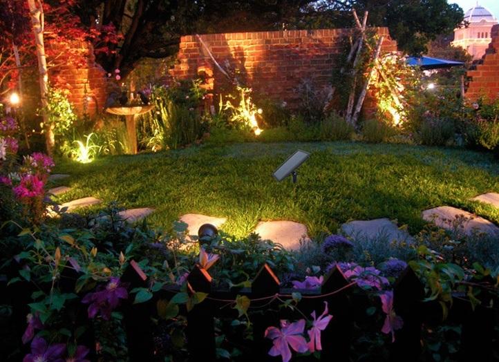 Lampada solare del led per prato inglese giardino esterno