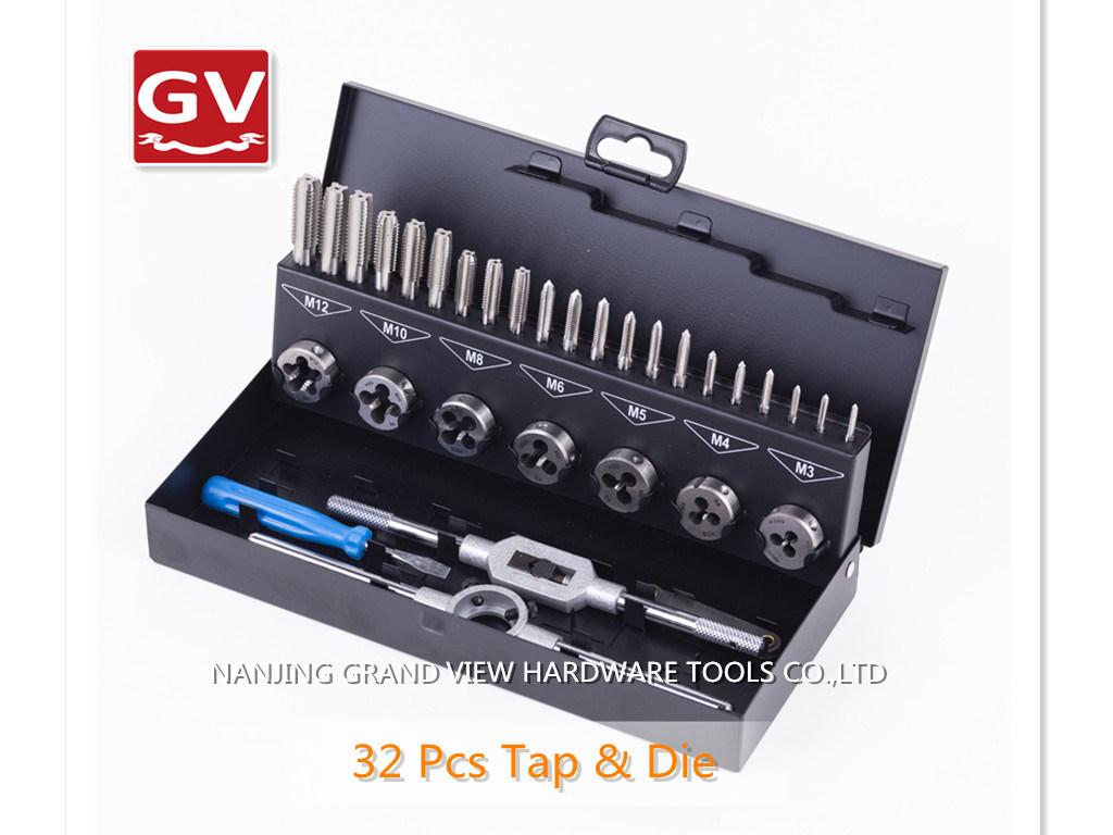 HSS Tap /& Drill Bit NF Set