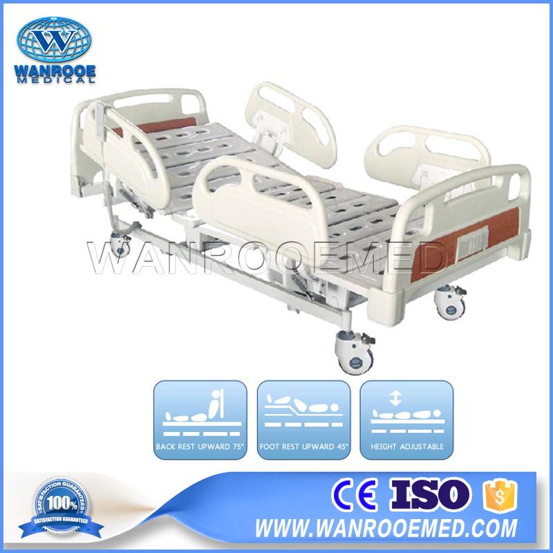Bae510/Bae510c Hospital muebles cama ajustable eléctrico con Polo V ...