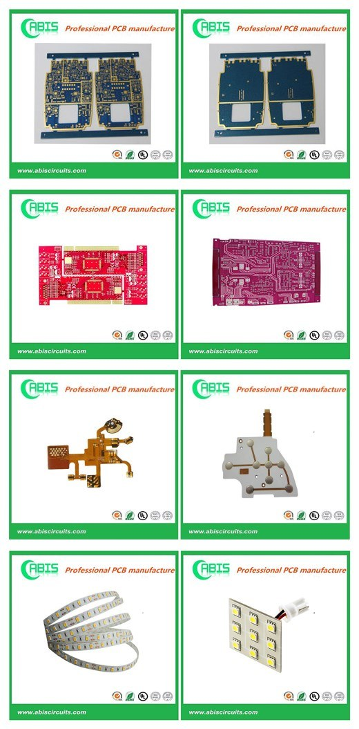 LED Lighting PCB Printed Circuit Board Manufacturer (ISO& UL& SGS)