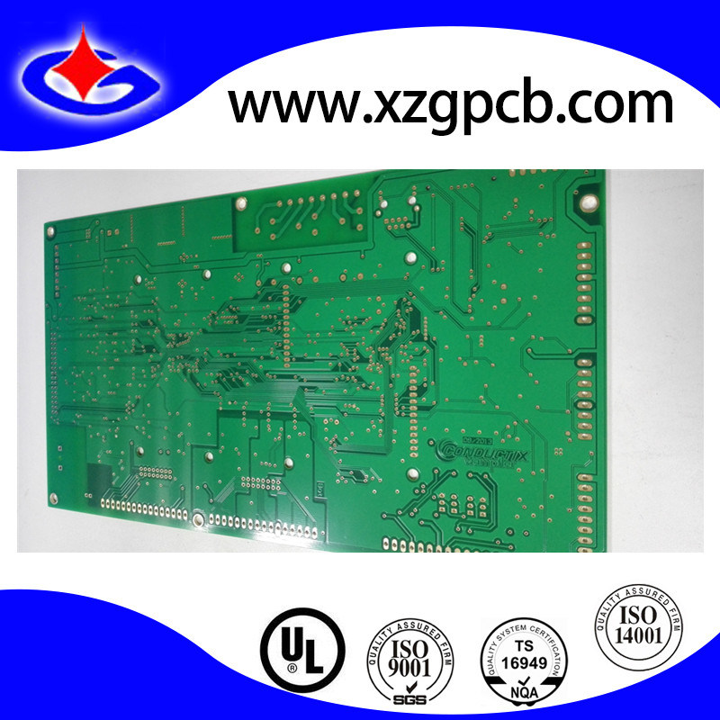 Multilayer Enig PCB for Consumer Electronics with 94V0 Approved