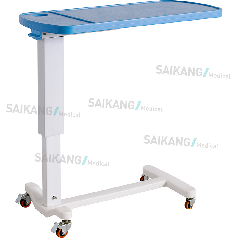 Skh046-2 Hospital ajustable en altura mesa de comedor – Skh046-2 ...