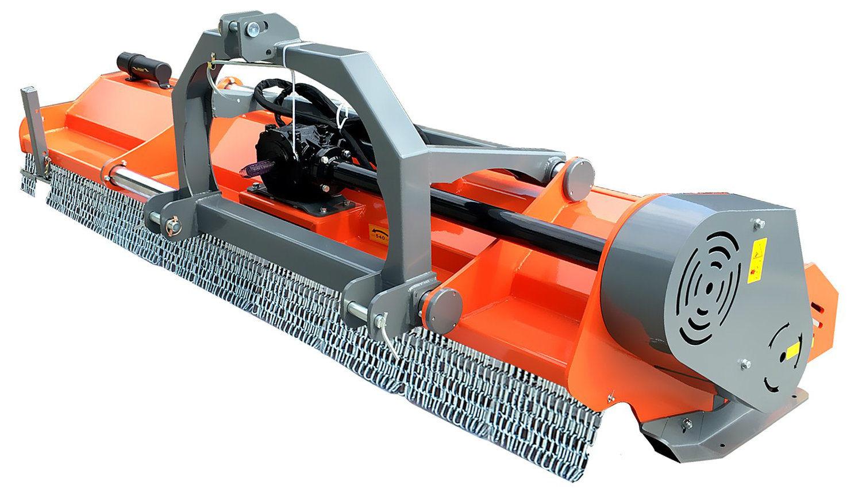 Mateng Heavy Duty Flail Mower L  Tre Shredder for 200-280cm Working Width