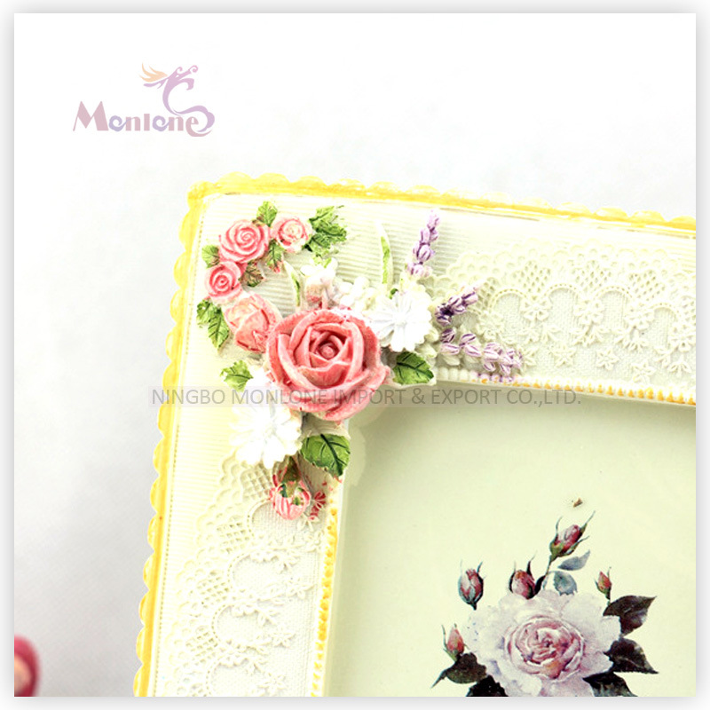 Wall Decoration Funia Funny Resin Love Photo Picture Frame