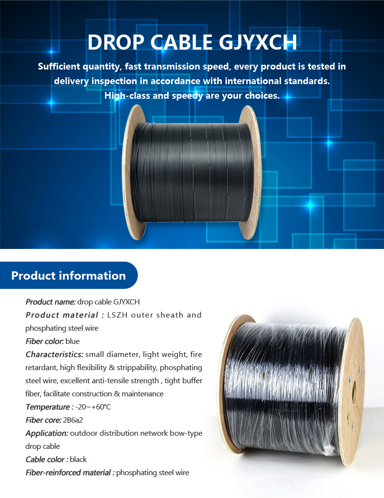 Fiber Optic G657a Ftth Drop Cable Of Meter Price Optical Gjfjv Type Single Core House Wiring Indoor Hongan Group Co Ltd Which Locates At Wendeng District Weihai City Shandong Province China Was Eatablished In 1985it Has 1500 Empolyees And Total