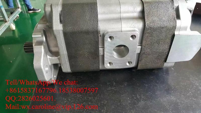 Hot Manufacture Factory  Japan Original Kawasaki Loader Gear Pump:  44083-60200 Parts