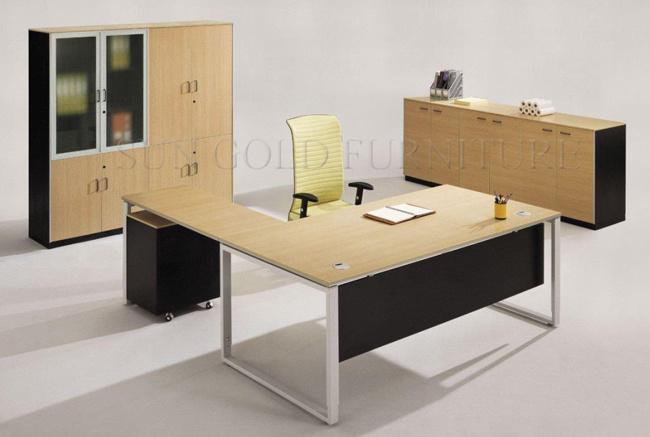 Le luxe moderne haut de gamme de mobilier de bureau ex cutif sz l 39 odb345 le luxe moderne haut for Mobilier de bureau haut de gamme