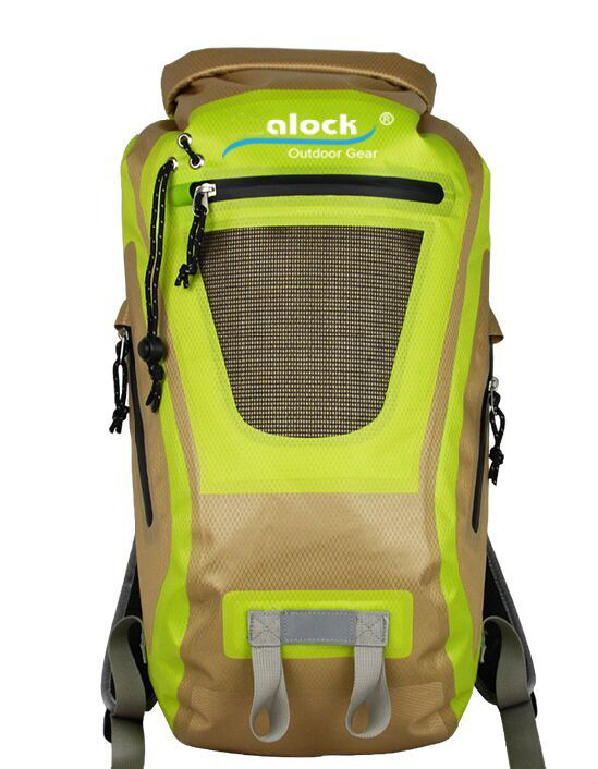 062babf59a05 Neon Waterproof Dry Hiking Trekking Backpack Bag - China Dry Bag ...
