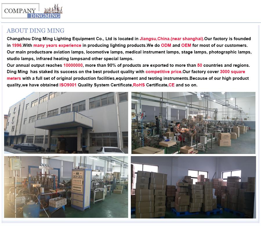 150W Metal Halide Bulb Made in China
