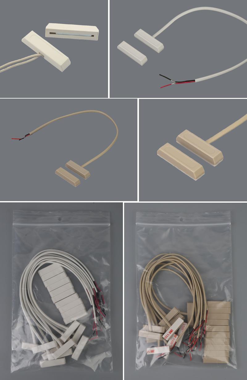 Home Automation Security Door Sensor Window Alarm Contact Sensors Contacts Wiring Series Product Description