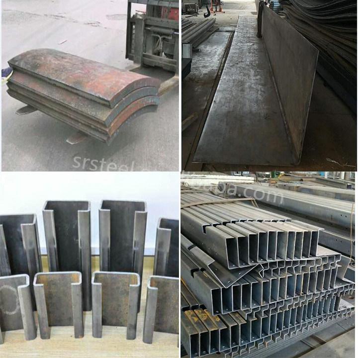 Low Price Cold Bending Unistrut Steel Angle Bracing