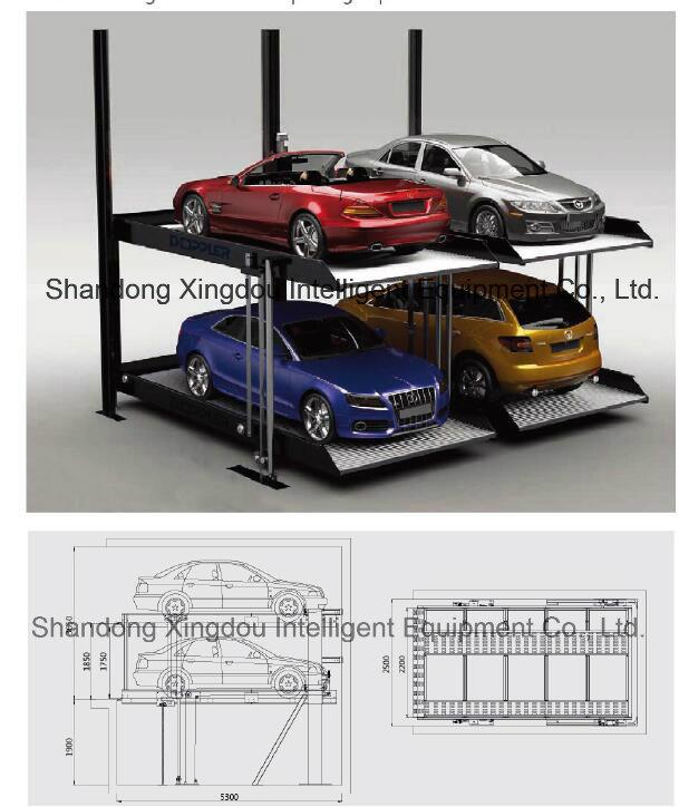 garage ascenseur pour voiture cool garage en bois parking voitures avec tage et ascenseur un. Black Bedroom Furniture Sets. Home Design Ideas
