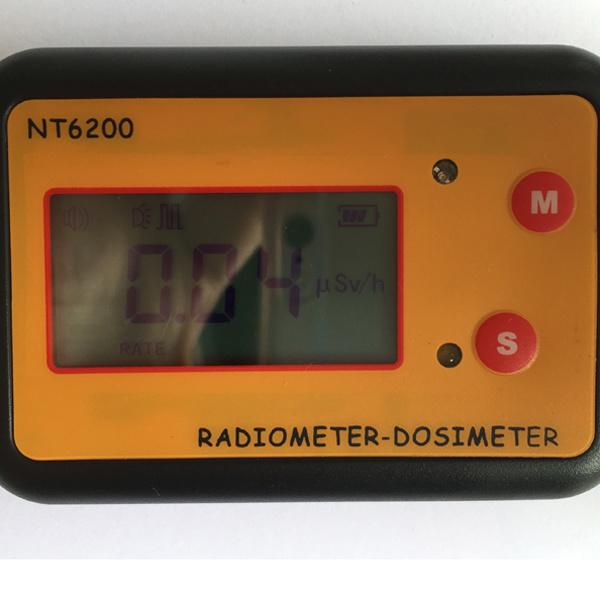 Radiation Measurement Instruments : Nt het draagbare meetinstrument van de gammastraling