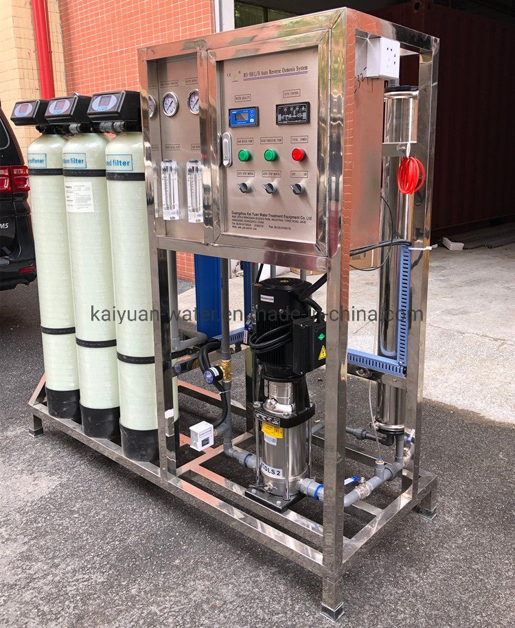 e5e53f2a30d 250 liter per hour ro water pure water system drinking water treatment plant.  3.Main parameters of this reverse osmosis water purification system