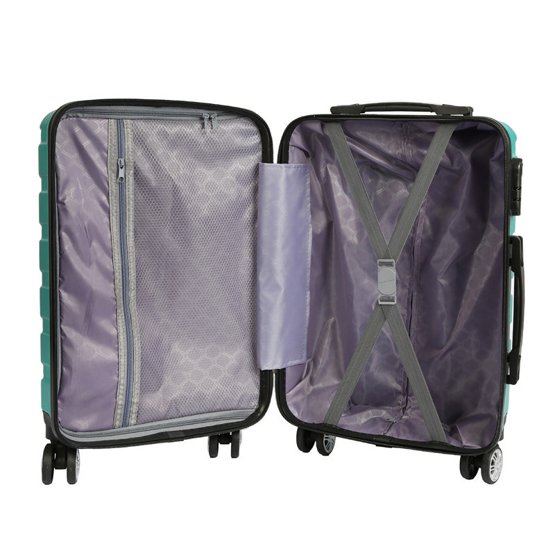 Fashion Design ABS Trolley Case, New Material Luggage (XHP096)