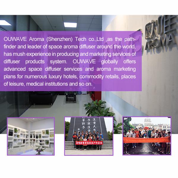 Ouwave New Design Electric Essential Oil Aroma Diffuser
