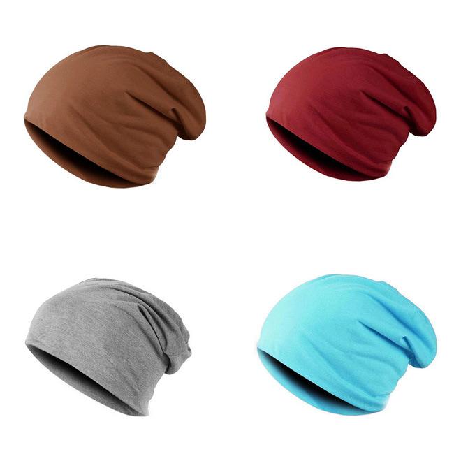 Tejidos personalizados Cashmere Beanie Crochet Slouchy Beanie Hat ...