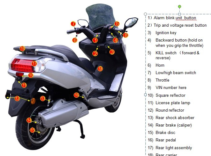 9000w maxi scooter lectrique 120km h cee approuv 9000w maxi scooter lectrique 120km h cee. Black Bedroom Furniture Sets. Home Design Ideas